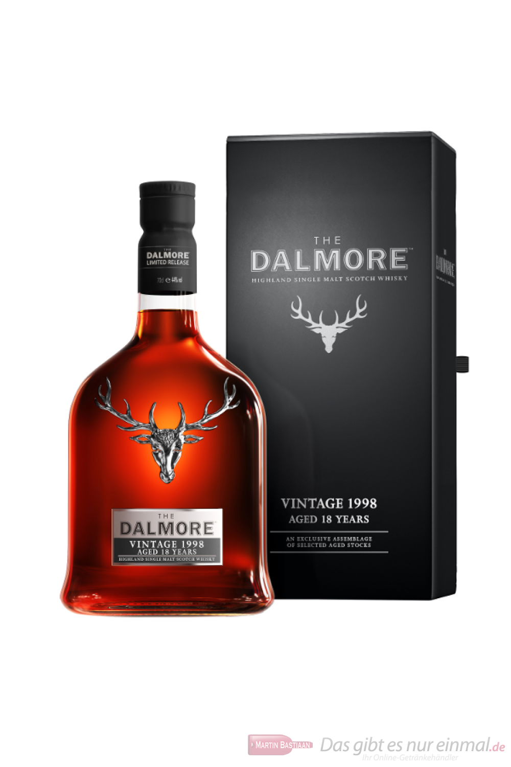 The Dalmore Vintage 1998