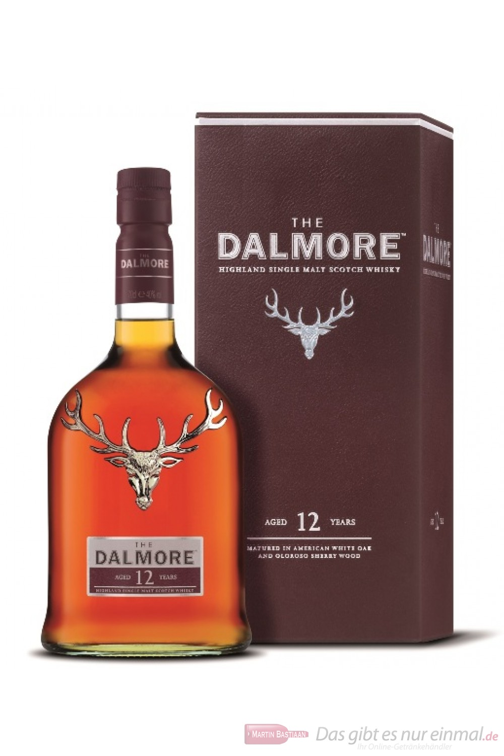 The Dalmore 12 Years 1l