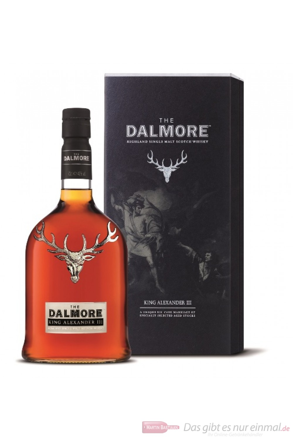 The Dalmore King Alexander