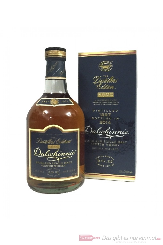 Dalwhinnie Distillers Edition 1997/2014