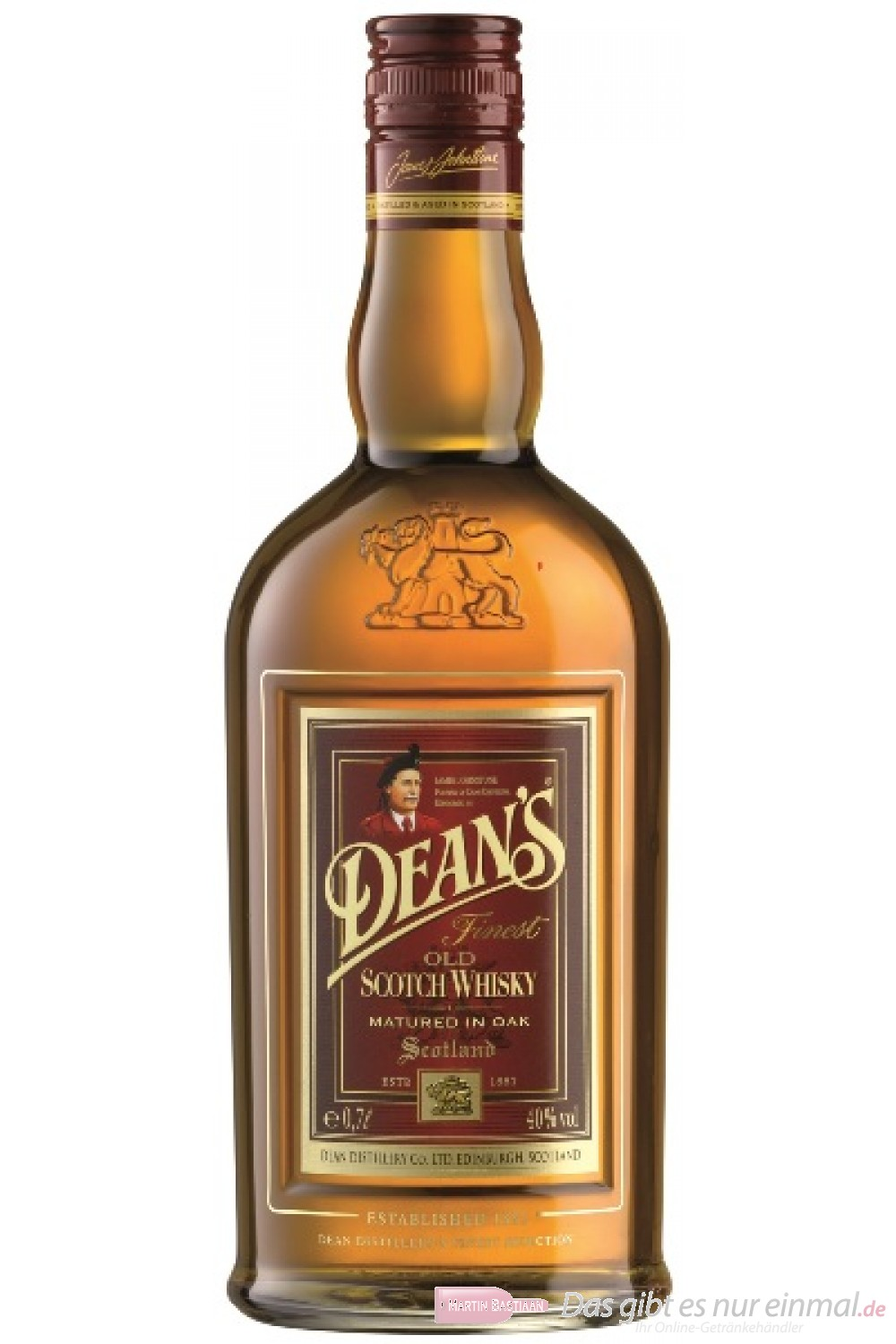 Deans Blended Scotch Whisky