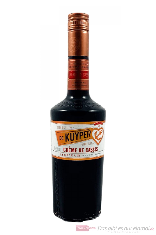 De Kuyper Creme De Cassis Likör 0,7l