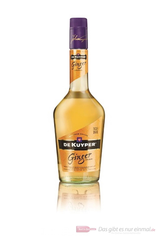 De Kuyper Ginger Ingwer Likör