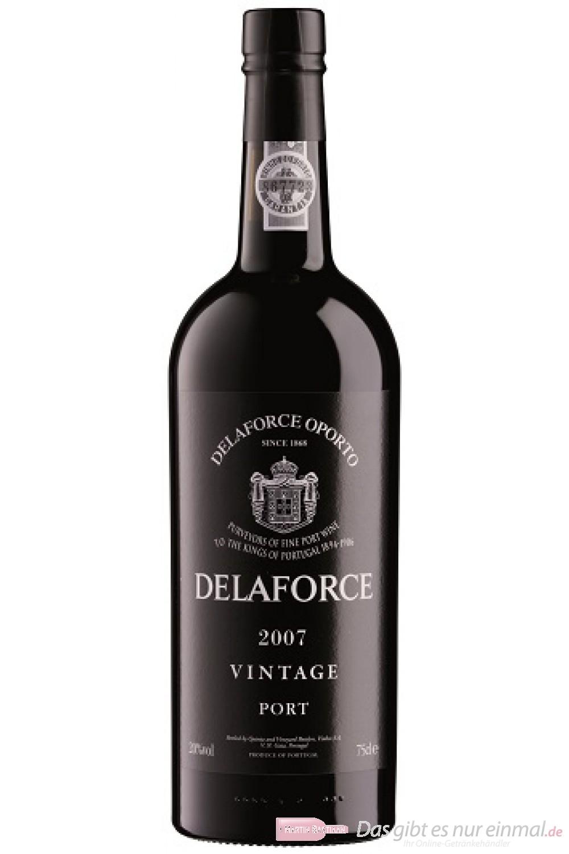 Delaforce Vintage 2007