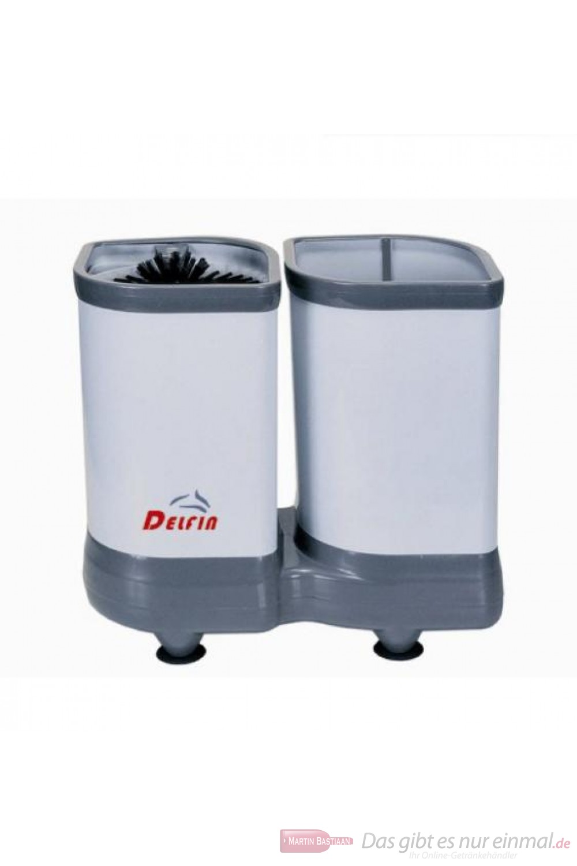 DELFIN TS 2100 Gläserspülgerät mit Teleskop Nachspülvorrichtung Desktop Modell