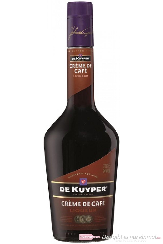 De Kuyper Creme de Cafe