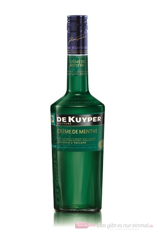 De Kuyper Creme de Menthe grün