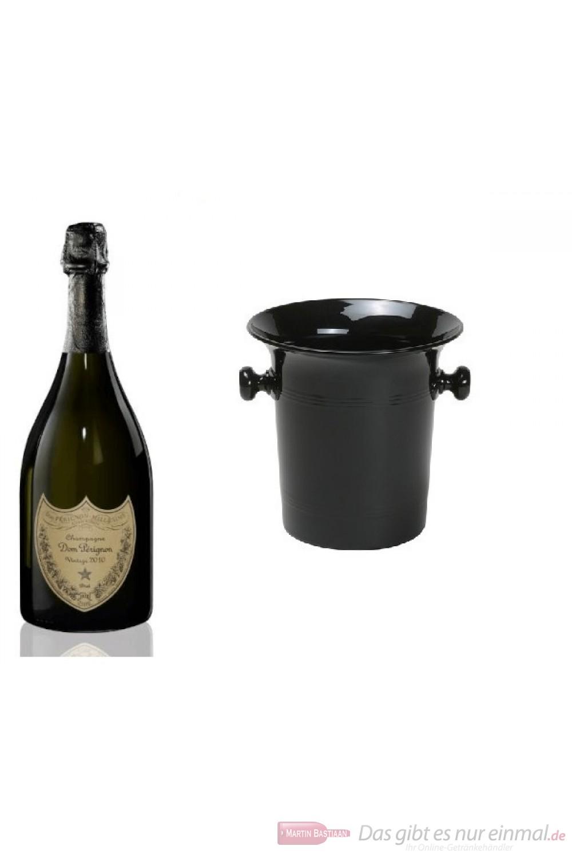 Dom Perignon Vintage 2010 Champagner in Champagner Kübel 0,75l
