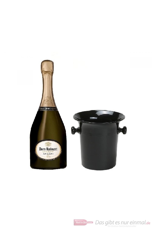 Dom Ruinart Champagner 2006 in Champagner Kübel 0,75 l.
