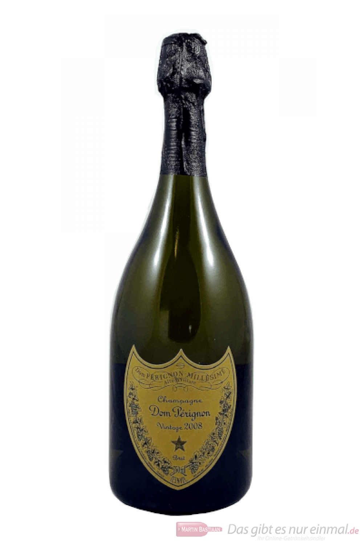 Dom Perignon Vintage 2008 Champagner 0,75l