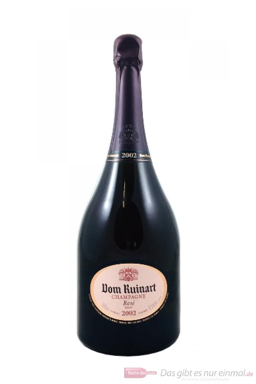 Dom Ruinart Rosé Vintage 2002 Champagner 1,5l
