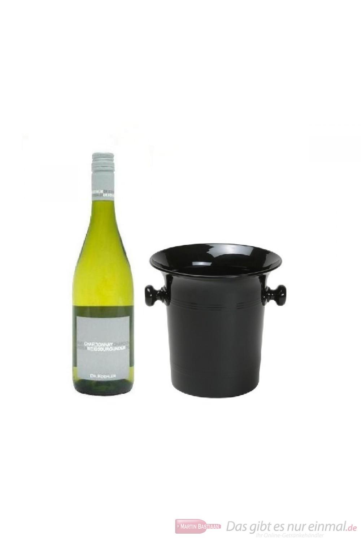 Dr. Köhler Weißburgunder Chardonnay trocken 2013 0,75l Wein Kübel