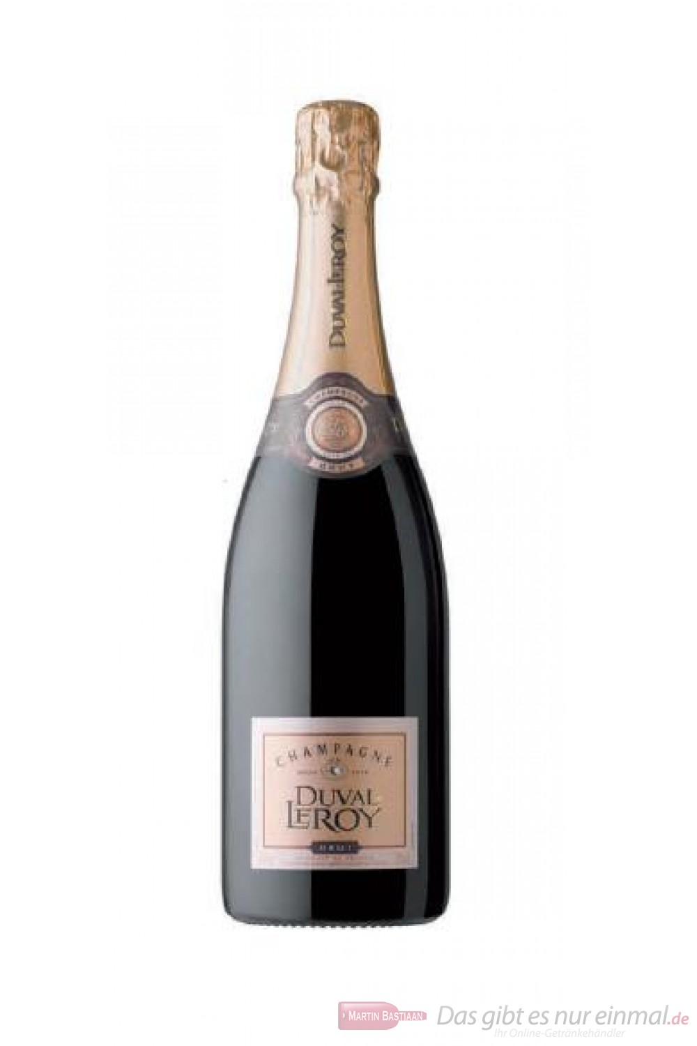 Duval Leroy Champagner Brut 12 % 0,75l Flasche