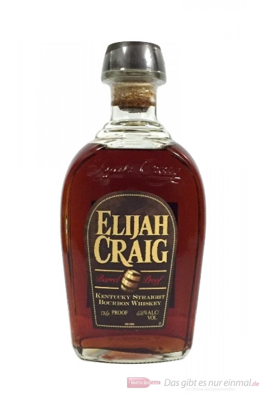 Elijah Craig Barrel Proof 68%