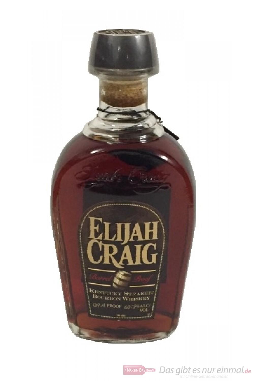 Elijah Craig Barrel Proof Straight 69,7%