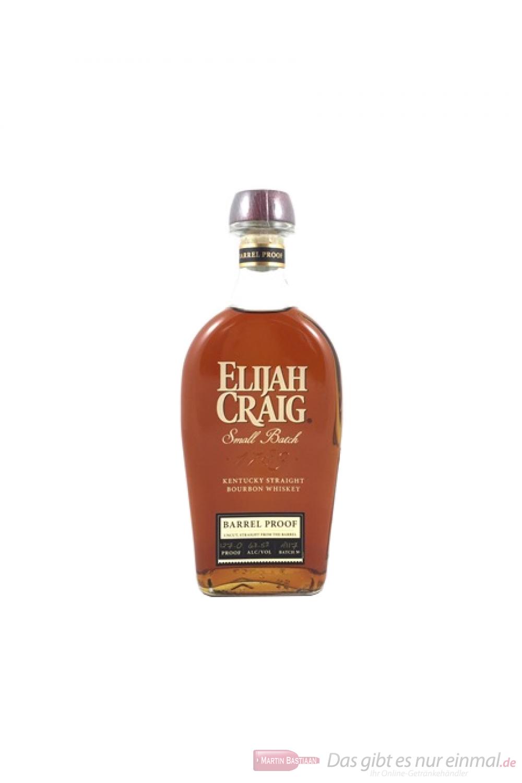 Elijah Craig Small Batch Barrel Proof 63,5