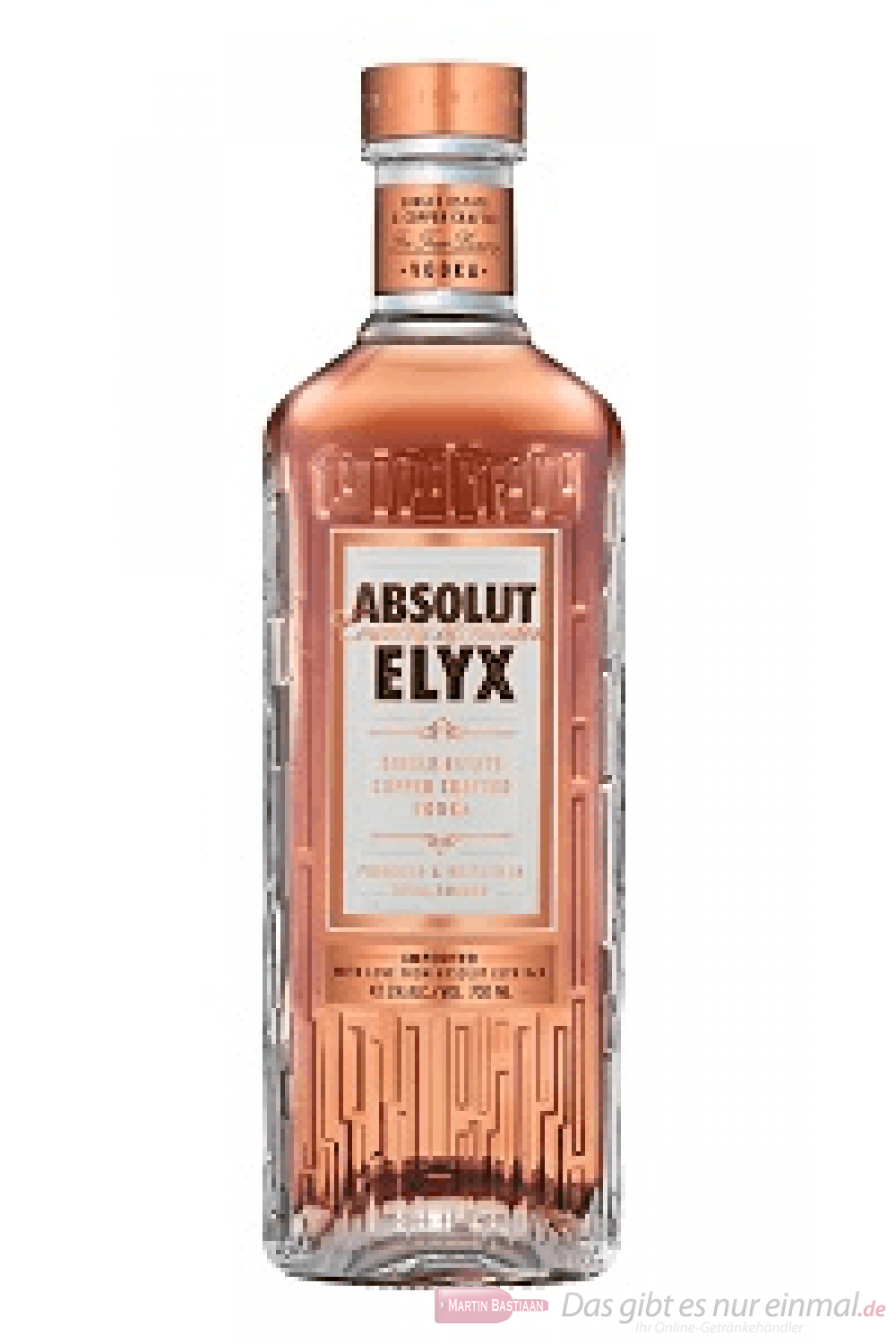 Absolut Elyx Vodka 0,7l