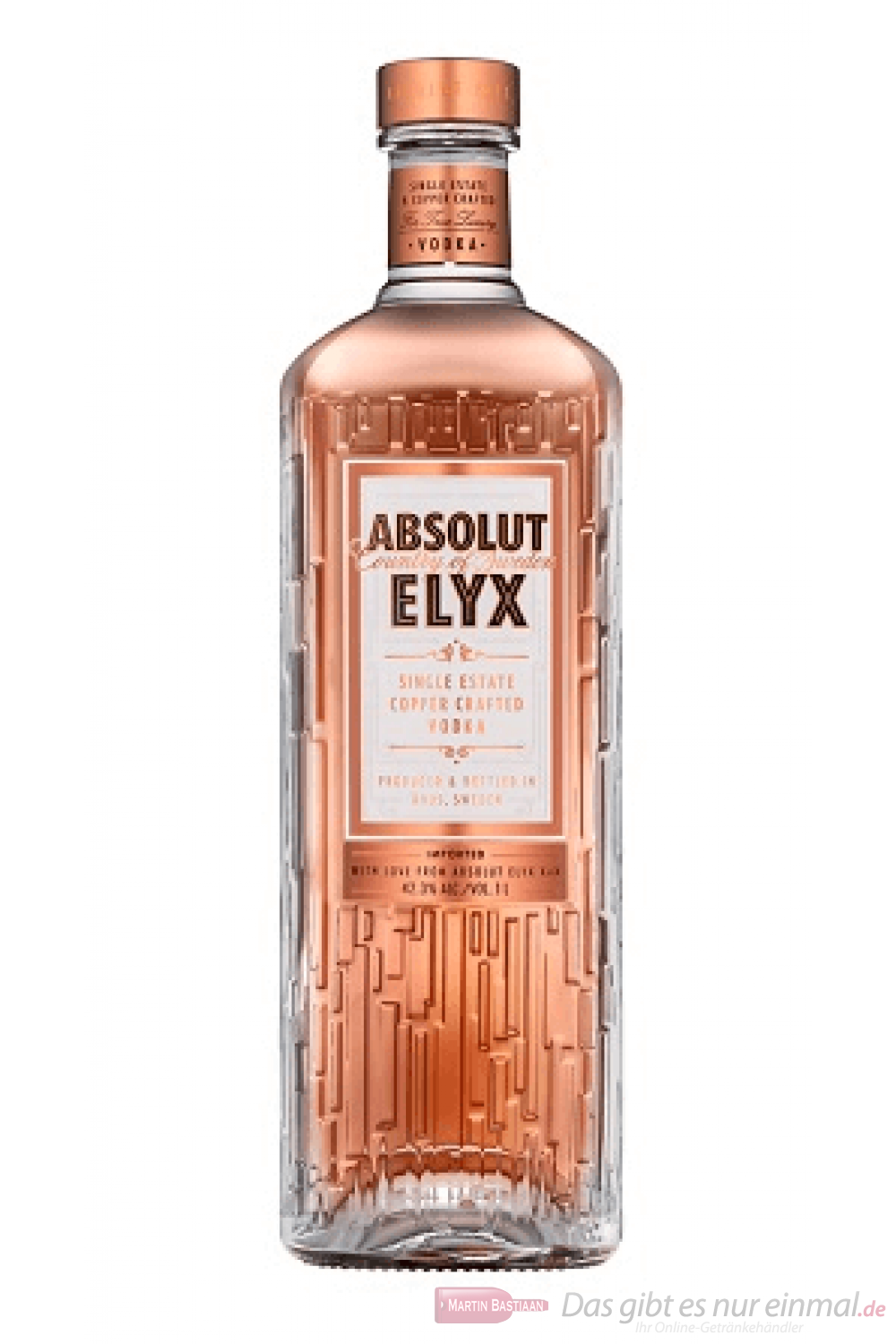 Absolut Elyx Vodka 3l