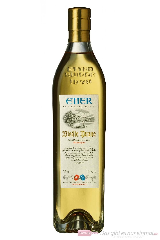 Etter Obstbrand Vieille Prune 41 % 0,7 l Flasche