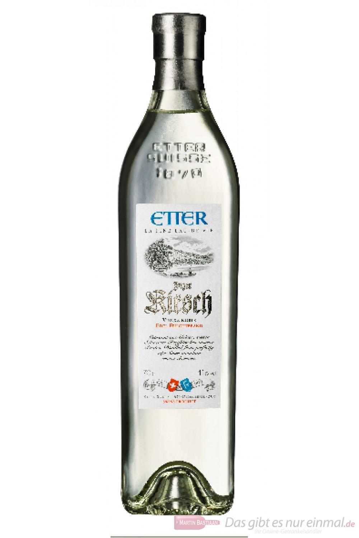 Etter Zuger Kirsch Obstbrand 41 % 0,7 l Flasche