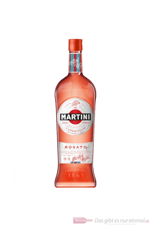 Martini Wermut Rosato Vermouth 0,75 l