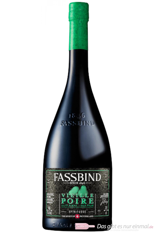 Fassbind Vieille Poire alte Birne 0,7l