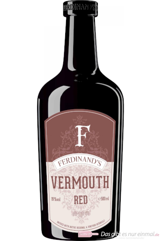 Ferdinand´s Vermouth Red 0,5l