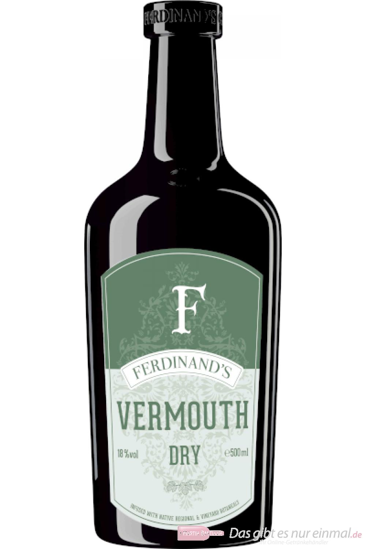 Ferdinand´s Vermouth Dry 0,5l