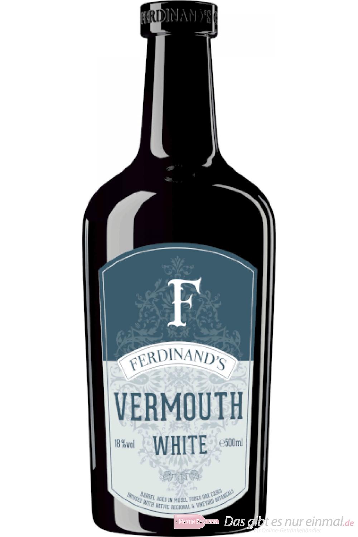 Ferdinand´s Vermouth White 0,5l