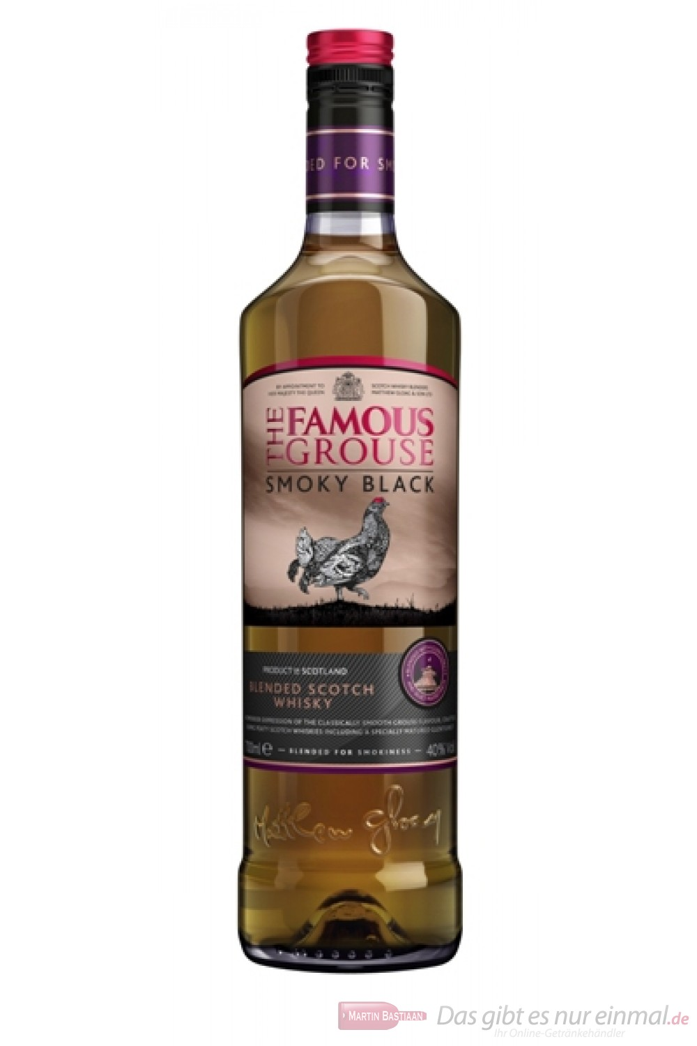 The Famous Grouse Smoky Black