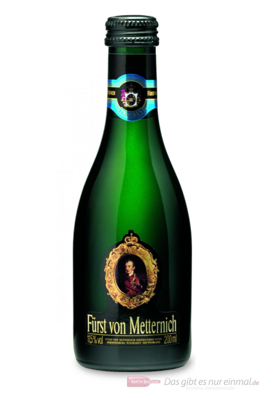 Fürst von Metternich Riesling Sekt Trocken 12,5% 24-0,2l Piccolo