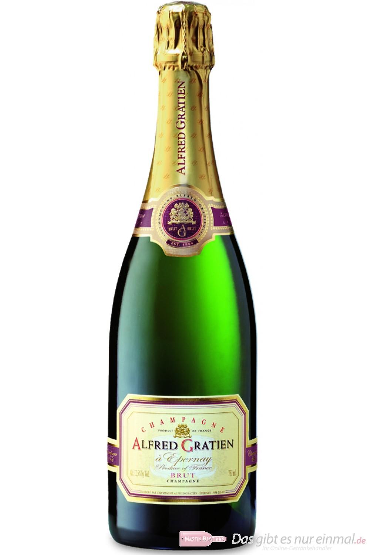 Alfred Gratien Champagner Brut Classique 12% 0,75l