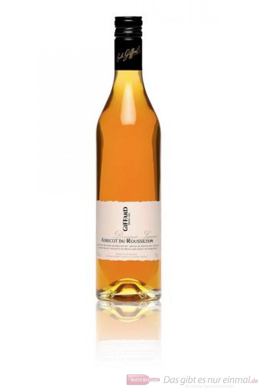 Giffard Abricot du Roussillon Likör 25% 0,7l Flasche