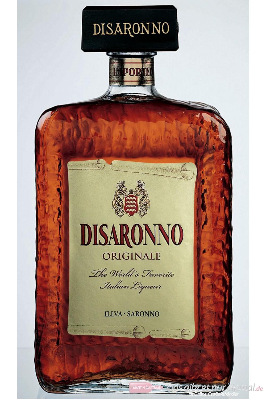 Disaronno Amaretto Likör 28% 1,0l Liqueur Flasche