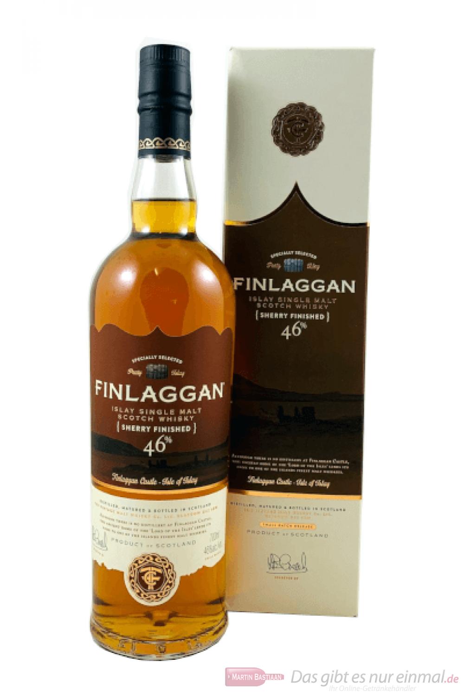 Finlaggan Sherry Finish Single Malt Scotch Whisky 0,7l