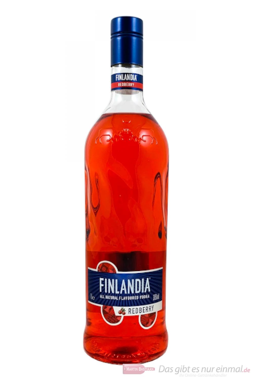 Finlandia Red Berry Vodka 1,0l