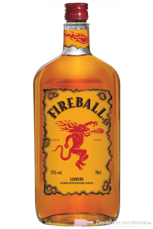 Fireball Whiskylikör Zimt 0,7l