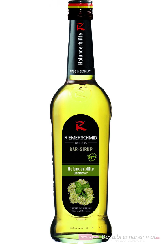 Riemerschmid Bar Sirup Holunderblüte 0,7l