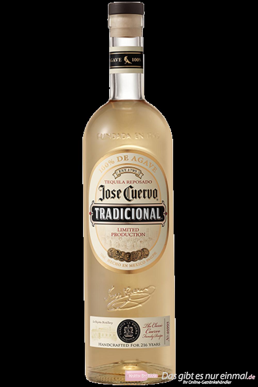 José Cuervo Tradicional Reposado