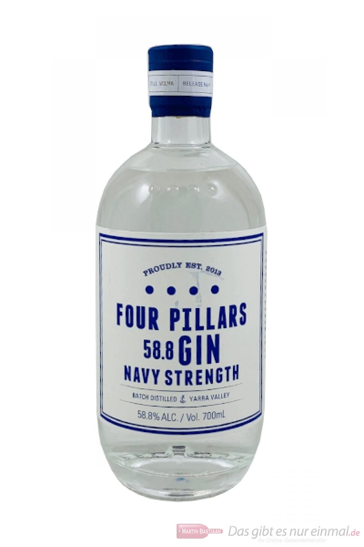 Four Pillars Navy Strength Gin 0,7l