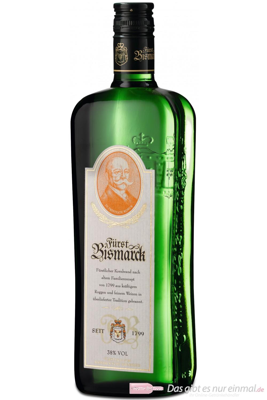 Fürst Bismarck Korn 38% 0,7l Flasche