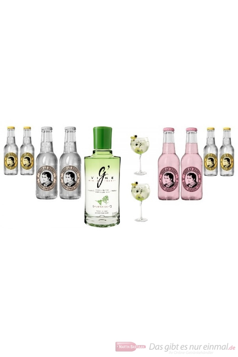 G-Vine Floraison Tonic Water Mix Pack