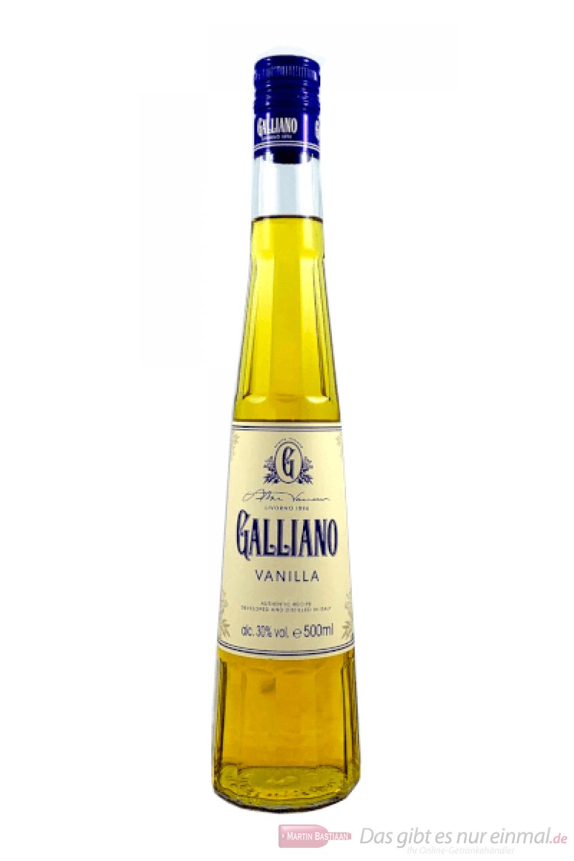 Galliano Vanillie Likör 0,5l