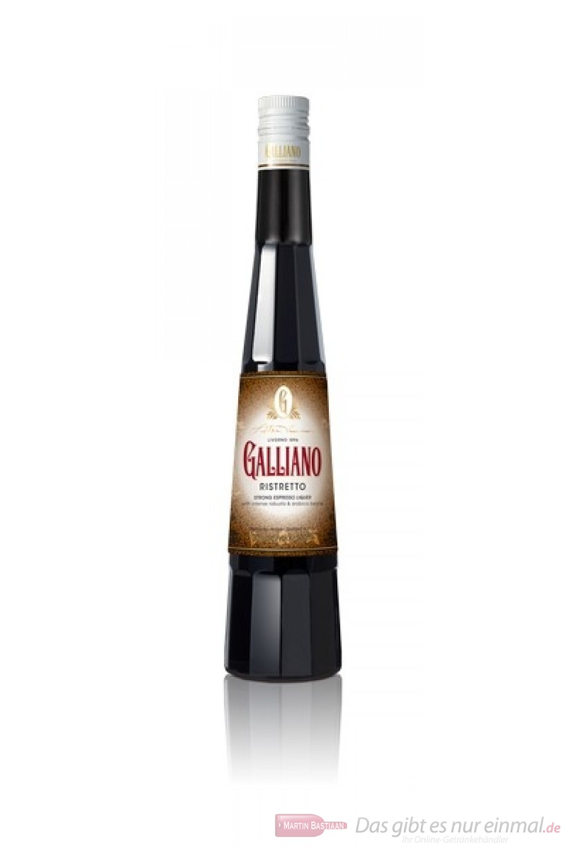Galliano Ristretto Likör 0,5l