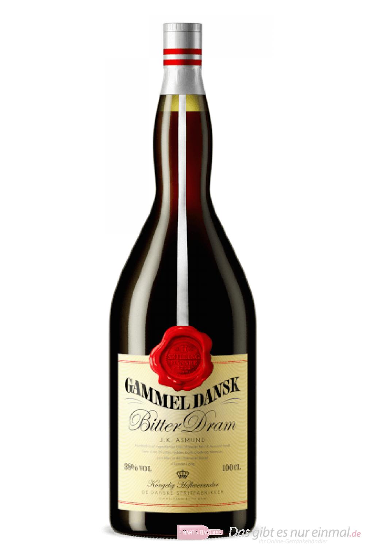 Gammel Dansk Bitter 1,0l