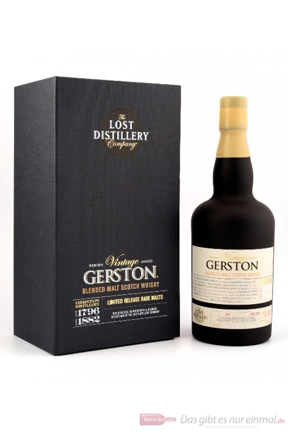 The Lost Distillery Gerston Vintage