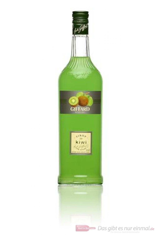 Giffard Kiwi Sirup 1,0l Flasche