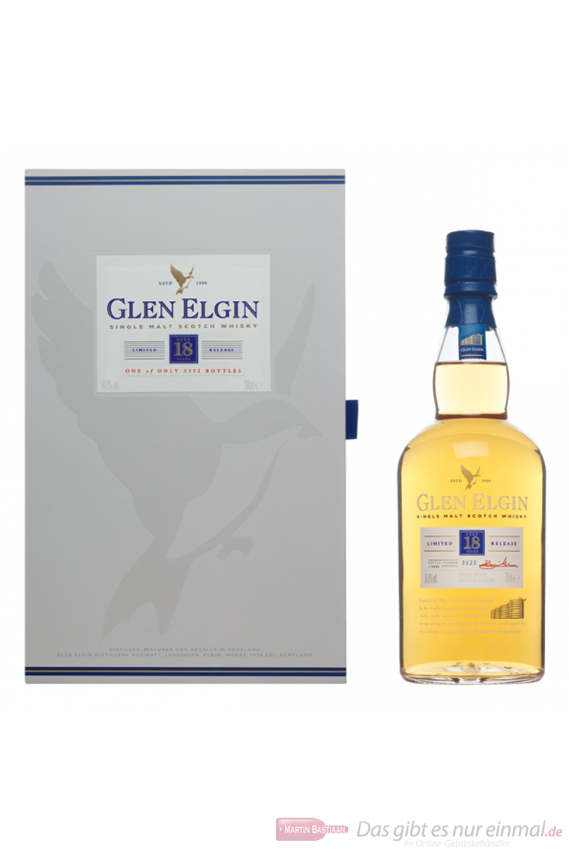 Glen Elgin 18 Years