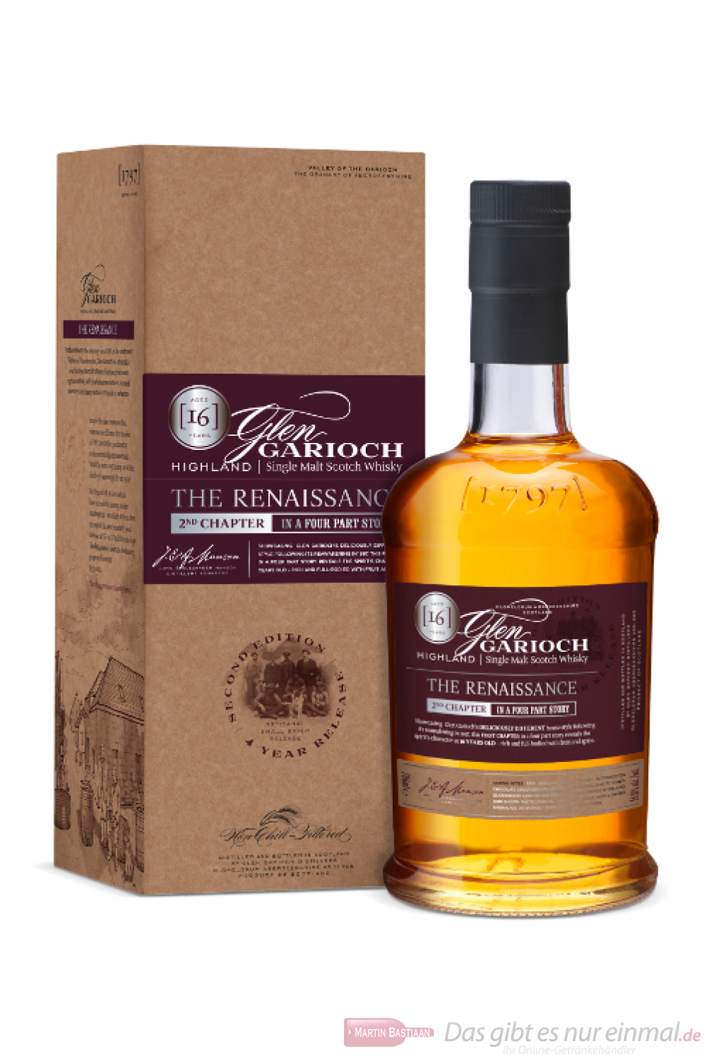 Glen Garioch 16 Years The Renaissance 2 St Chapter