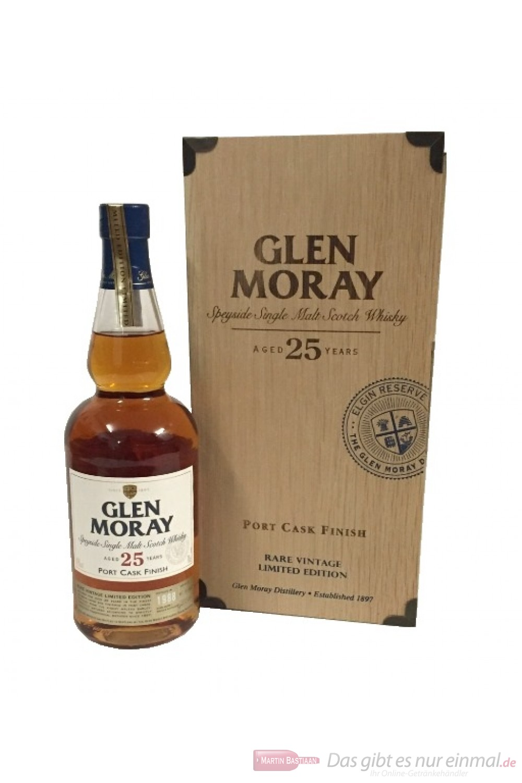 Glen Moray 25 Years